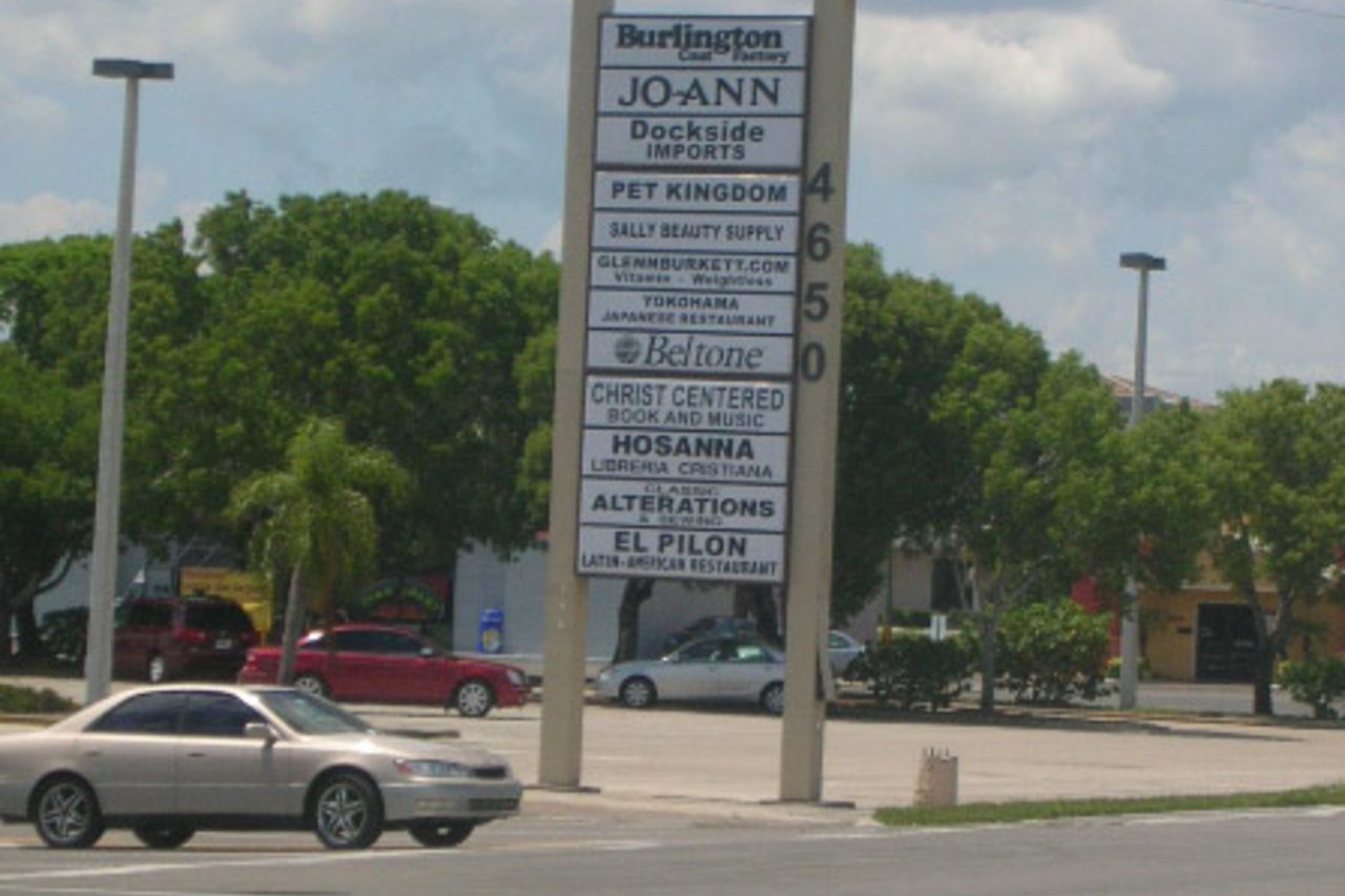 4650 South Cleveland Street Fort Myers, FL 33907 - Retail