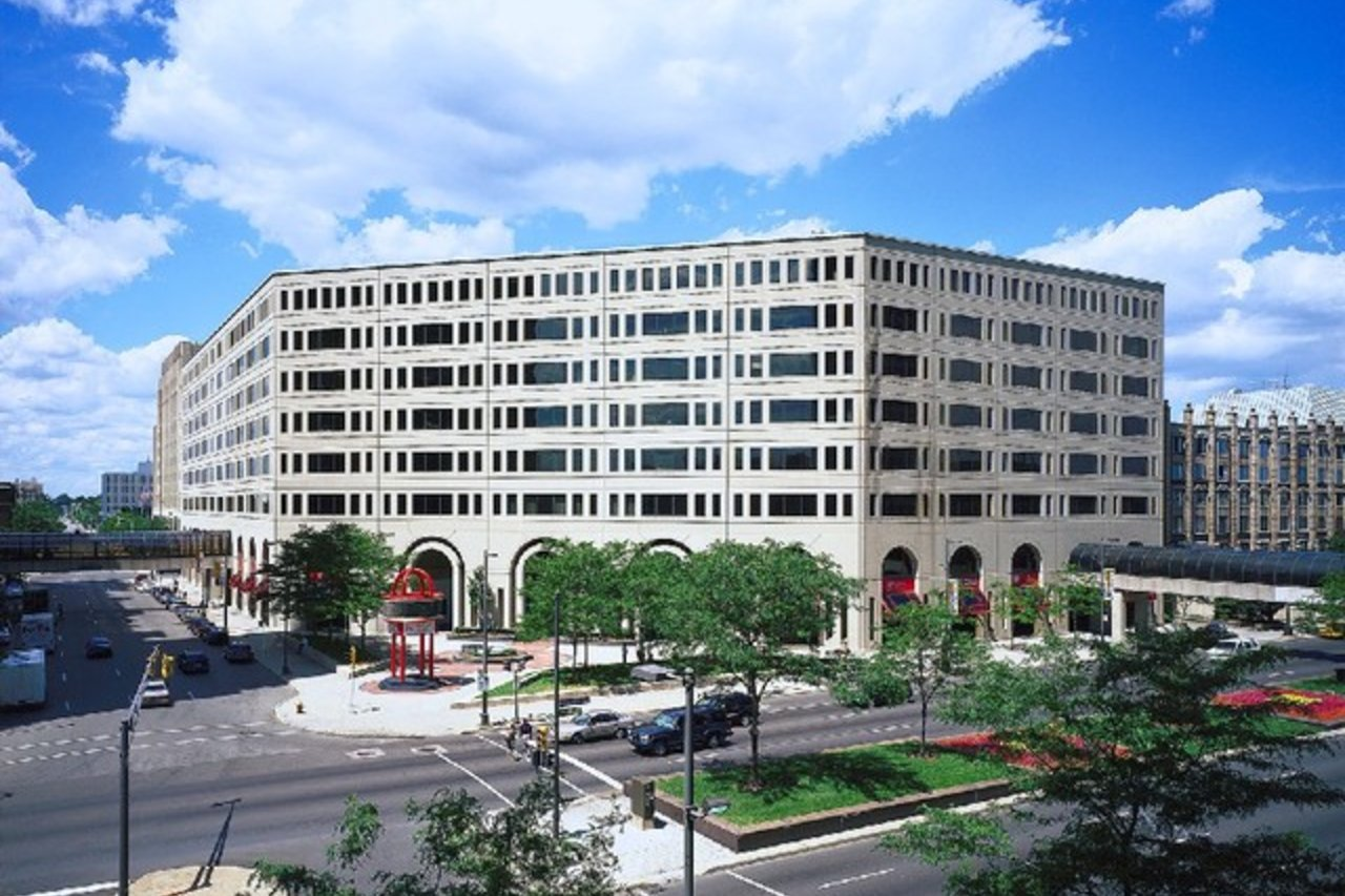 3031 W Grand Blvd Detroit, MI 48202 - Office Space for Lease