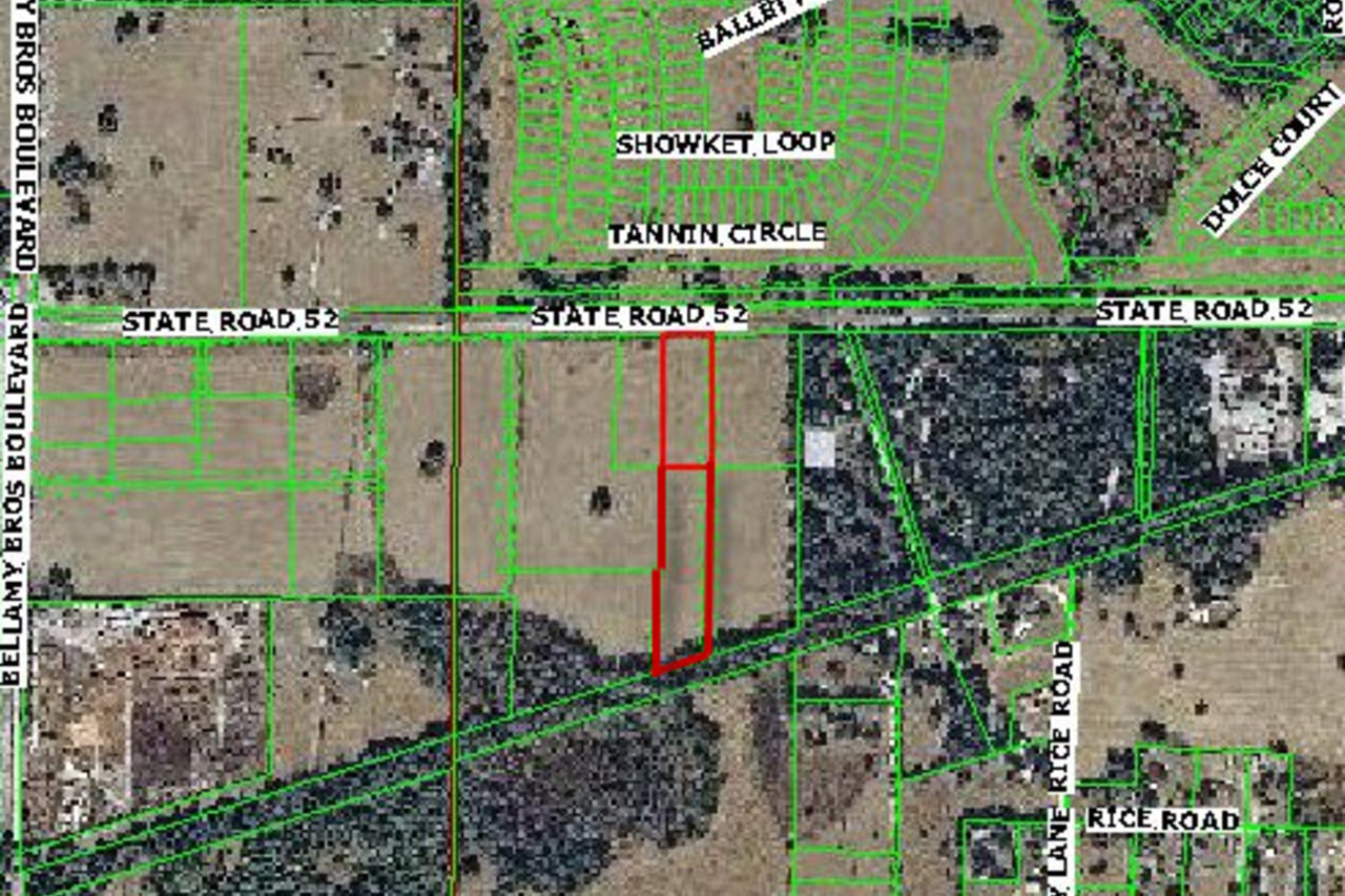 SEC State Road 52 & Bellamy Brothers Rd San Antonio, FL 33576 - Land  Property for Sale