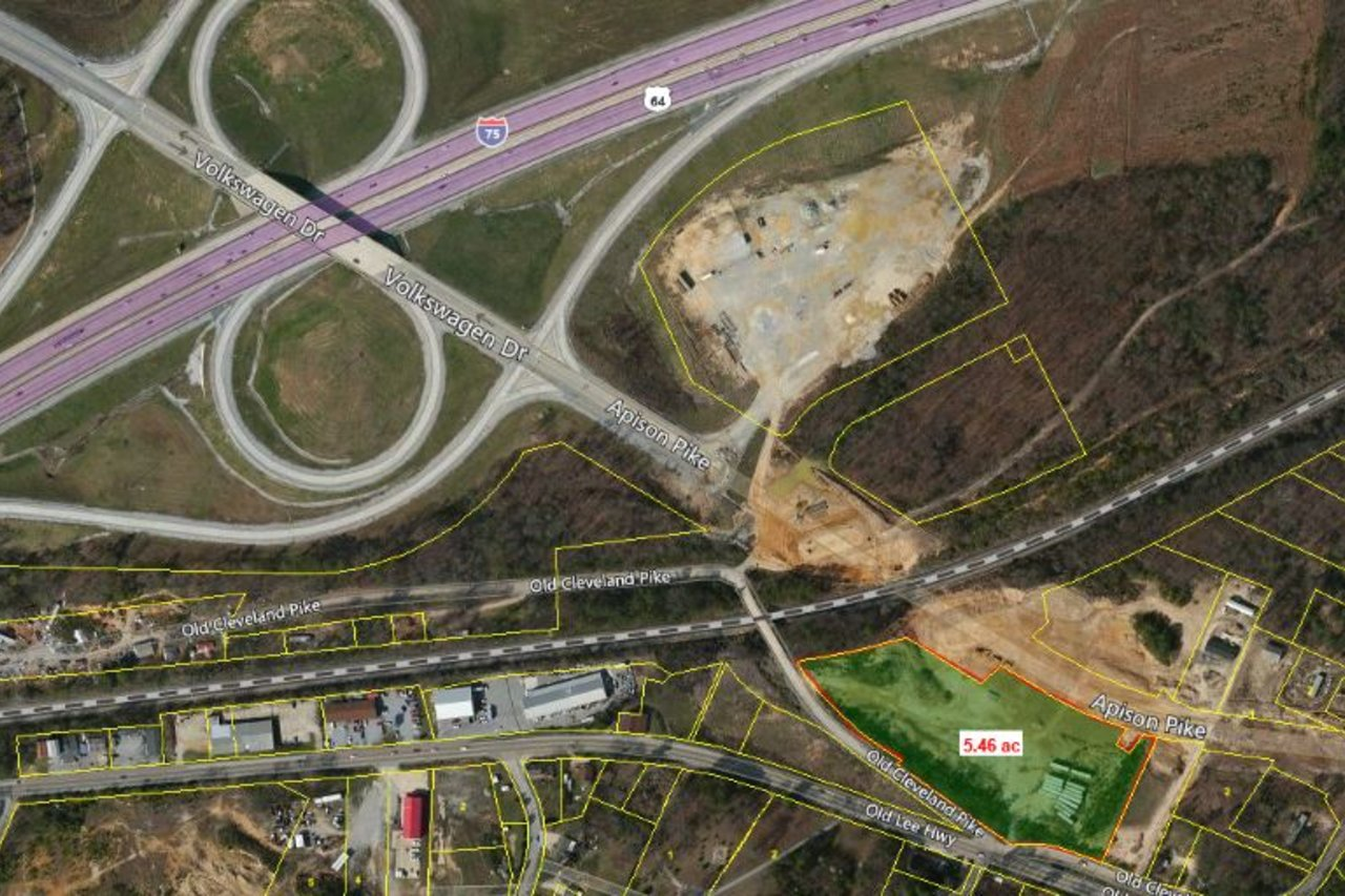0 Apison Pike Ooltewah, TN 37363 - Land Property for Sale