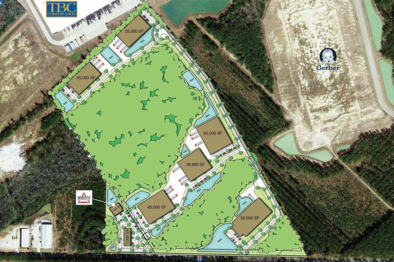 1200 Drop Off Dr Summerville, SC 29483 - Land Property for Sale