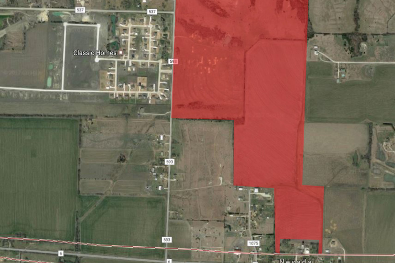FM 6 and CR 593 Nevada, TX 75173 - Land Property for Sale on