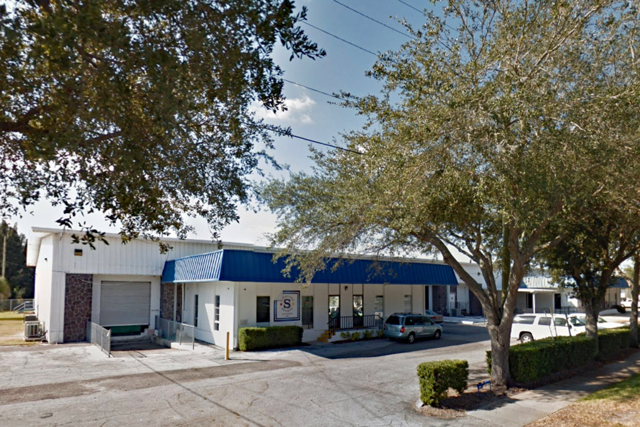 Magnificent 4360 28Th St N Saint Petersburg Fl 33714 Industrial Property For Sale Interior Design Ideas Apansoteloinfo