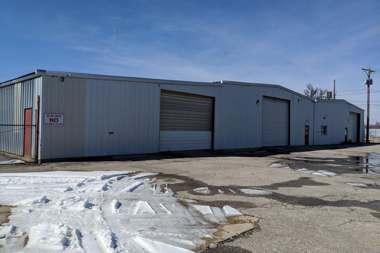 4123 S Broadway Wichita, KS 67216 - Industrial Space for