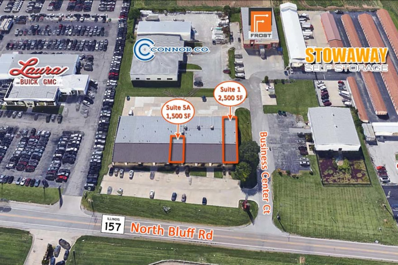 Laura Gmc Collinsville Illinois >> 907 N Bluff Rd Collinsville Il 62234 Industrial Space For