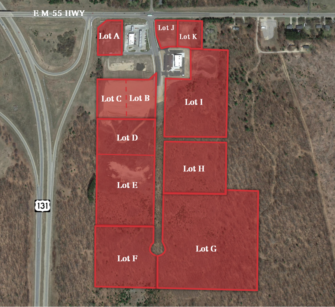 Cadillac Junction Cadillac, MI 49601 - Land Property for ...
