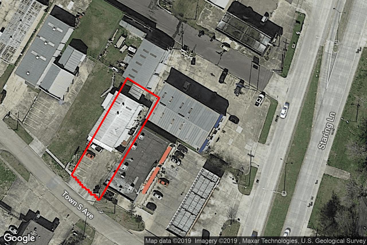 7547 Town South Ave Baton Rouge, LA 70808 - Industrial ...
