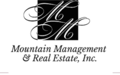 Mountain Management & Real Estate, Inc.